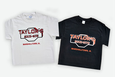Taylor's Maid Rite T-Shirts